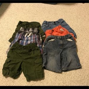 Lot of 7 3T shorts